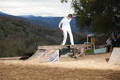 Isreal Forbes - Dirtboard Backside Tailslide