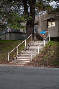 Garrett Ginner - 5050 capped
