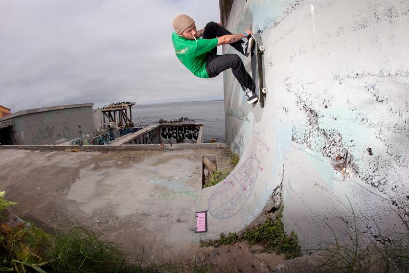 Kevin Biram - Crail to Fakie