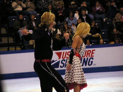 2003 Skate America Gregory and Petukhov, Reading PA