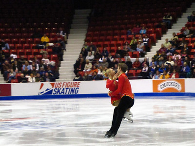 2009 Skate America Pairs Long   Lake Placid