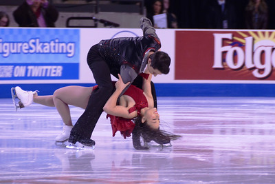 2012 Skate America Kent Washington Ice Dance
