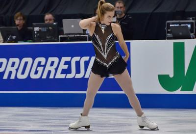 2013 Skate America Ashley Wagner