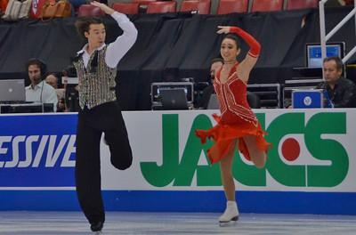 2013 Skate America Short Dance