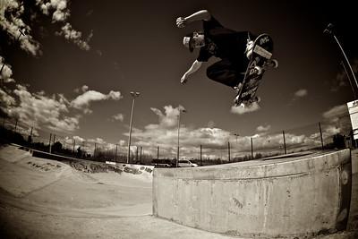 Wayne Gallagher Athlone 2010