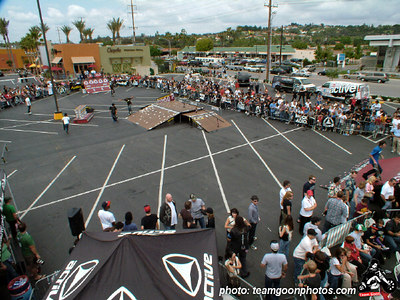 Street course - Active Skate Shop Demo - Orange, CA - May 7, 2005