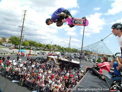 Kevin Staab - Active Skate Shop Demo - Orange, CA - May 7, 2005