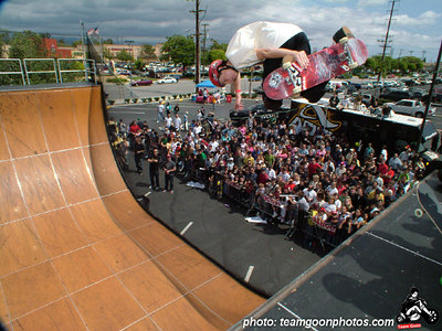 Active Skate Shop Demo - Orange, CA - May 7, 2005