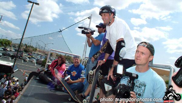 Tony Hawk - Active Skate Shop Demo - Orange, CA - May 7, 2005