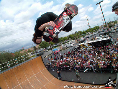 Shawn White - Active Skate Shop Demo - Orange, CA - May 7, 2005