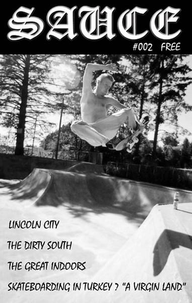 Jason Lamakowitz  F/S Tuck knee Air  Lincoln City, Oregon