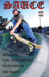 Chris Slatky  Crail to Cover shot.  Donald, Oregon