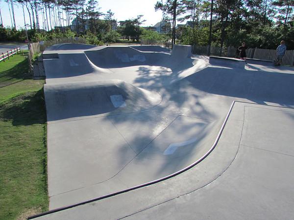 4-2011, North Carolina Skatepark Tour