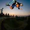 Desmond Shepherd @ Venice Beach Skatepark, Venice California.