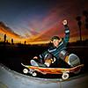 Eddie Hadvina at Venice Skatepark