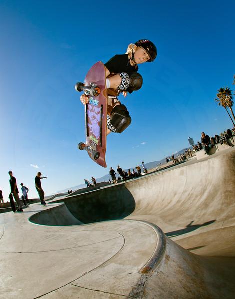 Desmond Shepherd @ Venice Skatepark, Venice Beach California. VeniceBeachPhotos.com