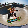 Julie Westfall @ Venice Skatepark, Venice beach California. VeniceBeachPhotos.com