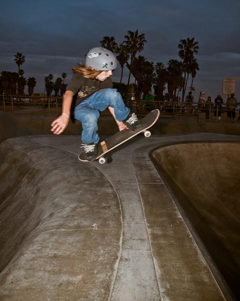 Trent Smith @ Venice Skatepark, Venice Beach California. VeniceBeachPhotos.com