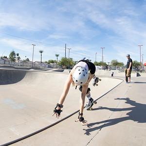 10/28/18 Union Hills Skatepark ©Keith Bielat