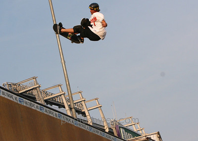 Bucky Lasek in Baltimore