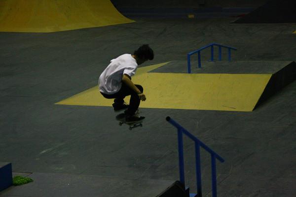Guangzhou Skate Contest