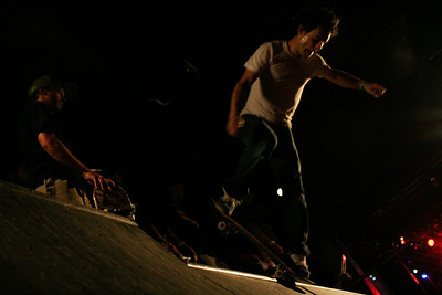 Eric doing a frontside blunt. He is also a photographer