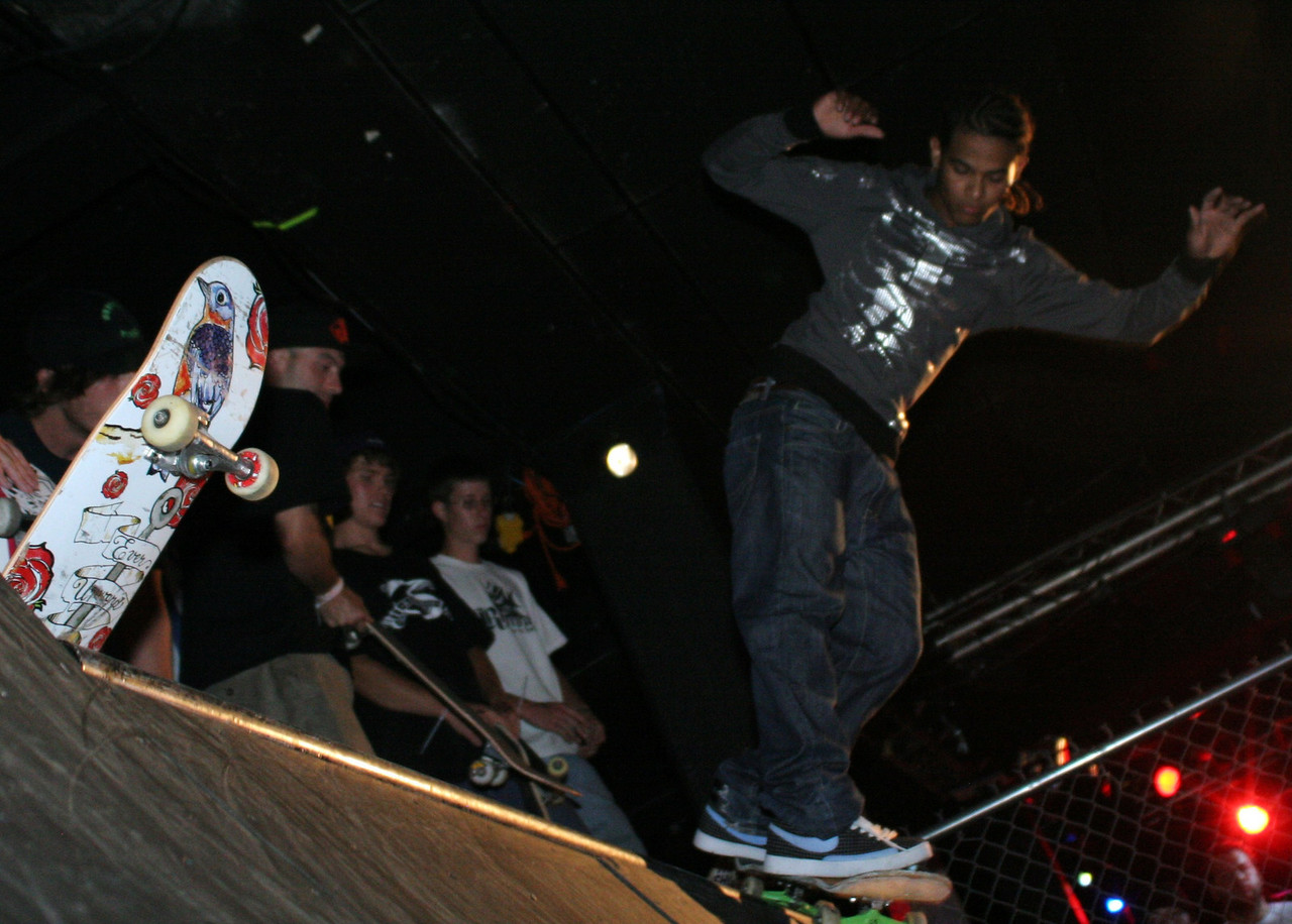 frontside smith grind