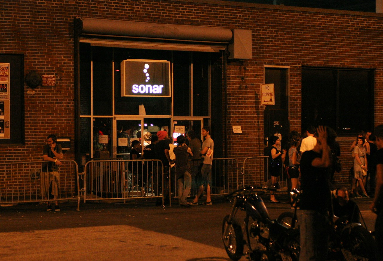 Sonar in Baltimore