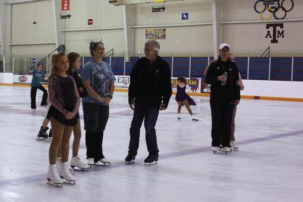 June 2011 Club Ice & Harness Dedication