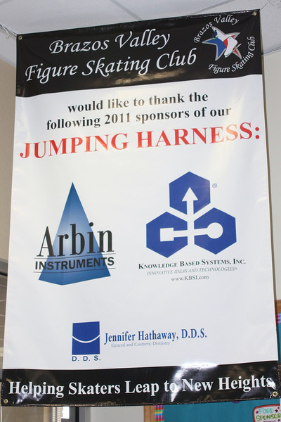 Jump Harness Dedication