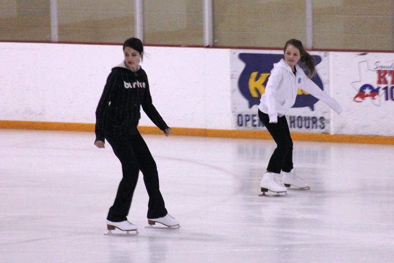 Synchro Practice jan2012