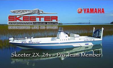 2012 Skeeter ZX 24v