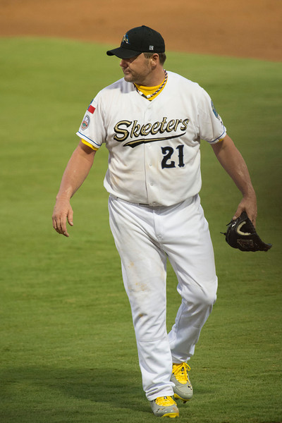 Sugar Land Skeeters Roger Clemens looks back on Game 1