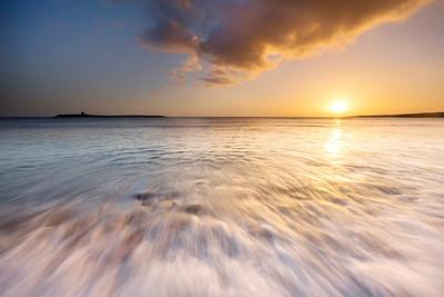 Sunrise at South Strand Beach-IMG_6768