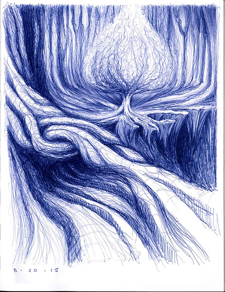 meditation cave 5/20/2015