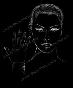 Sketch black 001