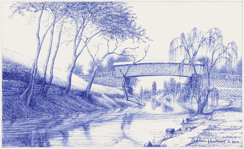 covered bridge 12/11/15