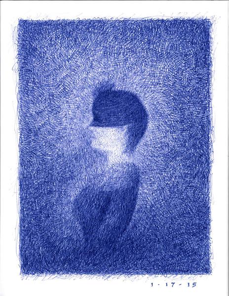the veil after Seurat 1/17/2015
