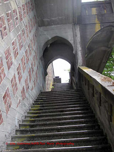 Stairs on Queen Ann Hill