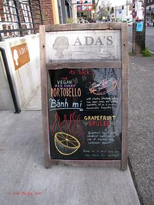 Ada's sign
