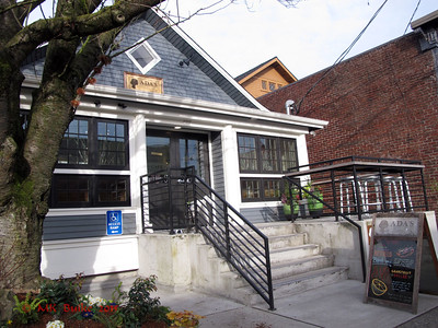 Ada's Technical Books,  Capitol Hill, Seattle, WA
