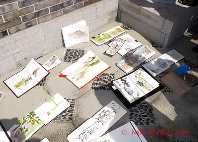 sharing sketches