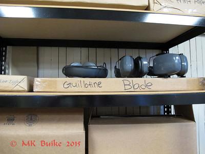 guillotine?