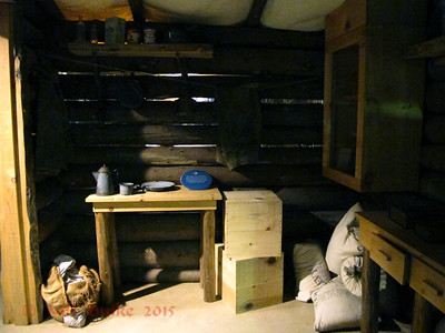 Klondike Gold Rush National Park displays