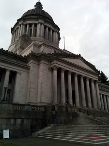 State of Washington Capitol building