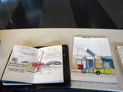 sharing sketchings