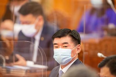 2021 оны гуравдугаар сарын 15. УИХ-ын чуулганы нэгдсэн  хуралдаан нээлтээ хийлээ.   ГЭРЭЛ ЗУРГИЙГ Б.БЯМБА-ОЧИР/MPA