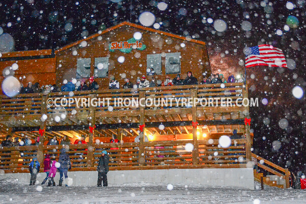 Ski Brule NYE 2018