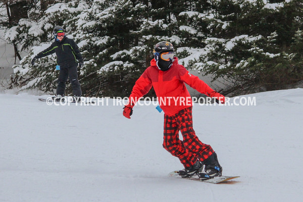 Ski Brule NYE