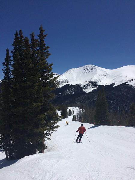Ski Day May 3, 2016